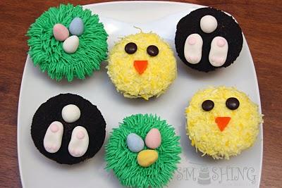 Easter+Cupcakes+st&ed.jpg & Easy u0026 Very Cute Spring Cupcake Ideas from around the web u0026 Beijing ...