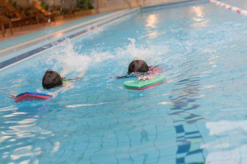 Swim times 2
