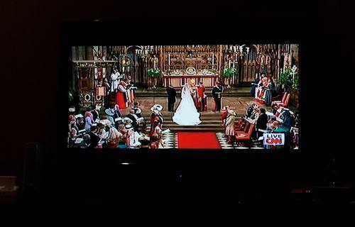 Royal Wedding on CNN