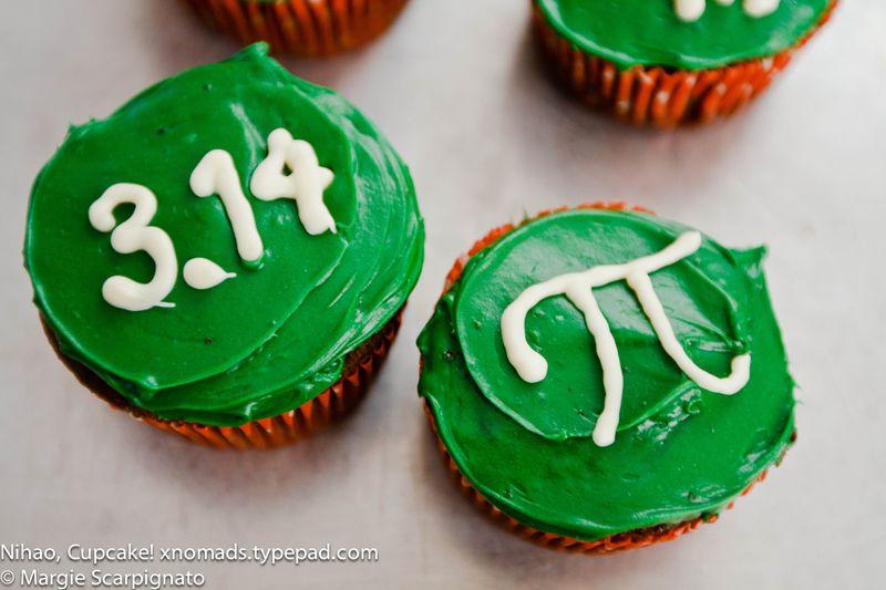 xnomads.typepad.com Pi Day Cupcakes Pi Symbol & 3.14