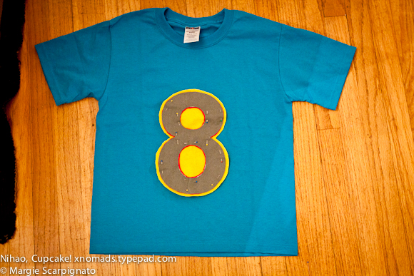 xnomads.typepad.com DIY Quick Birthday Number T-shirt pattern
