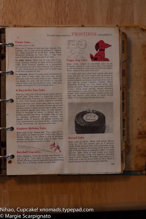 Dog Cupcake Cookbook xnomads.typepad.com