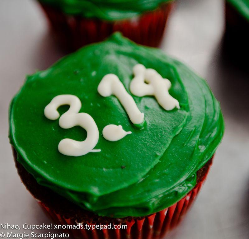 xnomads.typepad.com Pi Day cupcakes 3.14