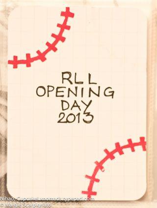 xnomads.typepad.com Project Life Baseball Jouranling Card