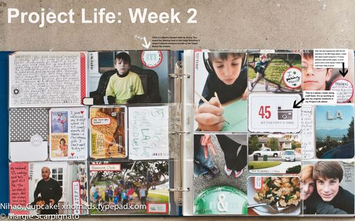 Project Life Week 2 pg 1web