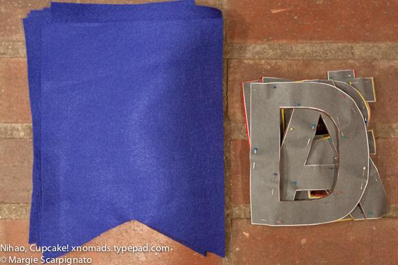 xnomads.typepad.com DIY Felt Banner Background pieces