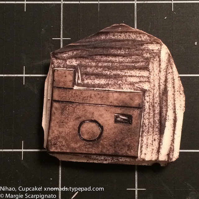 DIY Stamp Carving #CarveDecember-camera