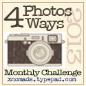 Nihao, Cupcake! Blog 4 Ways Photography Challenge